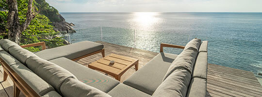 Villa Amanzi Kamala - Relax yourself in paradise